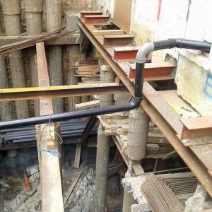 Kensington - Temporary Shores to enable Basement Construction